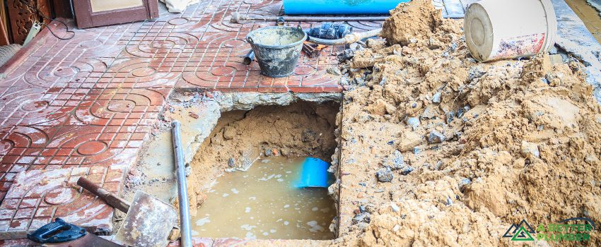 How To Find Underground Water Leaks