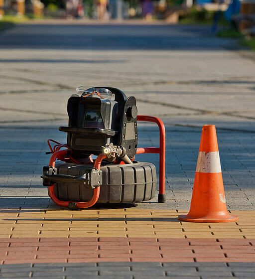 Professional Sewer Inspection Camera in Highlands Ranch, CO